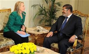 Morsi Eyes Valentine's Spy Date