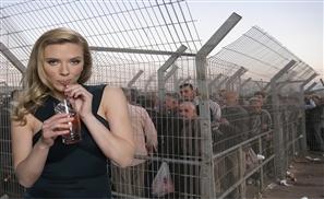 ScarJo Axed Amid Palestine Fury