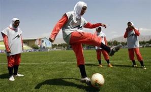 Iran Footie Girls Face Sex Test