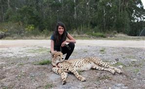 Shorouk El-Zeftawy: Meet Egypt's Youngest Wildlife Director