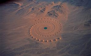 Sand Spirals