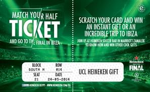 Heineken's EPIC Soccer Bar