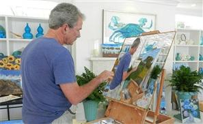 George W. Bush: Artist