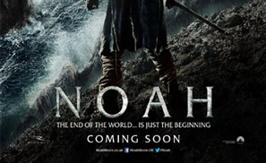 Noah Faces Flood..of Complaints