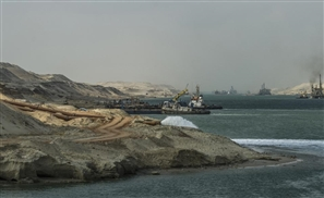 New Suez Canal Begins Trial Runs