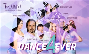Dance4Ever at Amwaj: Summer Gets Better