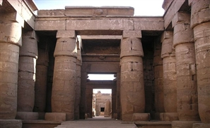 Luxor Set For Astronomical Phenomenon Today as Moon Aligns With Temple