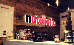 Nutelleria Now Open in Porto Cairo