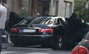 Gisele Bundchen in a Burqa?