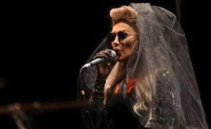 Maya Diab Rips Off Lady Gaga