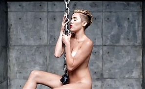 Miley Cyrus Claims Wrecked