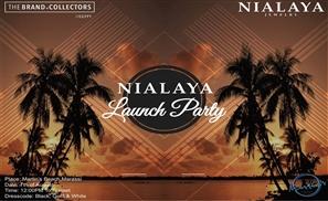 Nialaya Launch Party