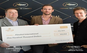 Chivas Spends Big at Cannes