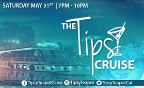 Tipsy Teapot Sets Sail