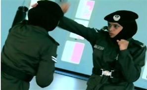 Saudi to Recruit To Female Cops