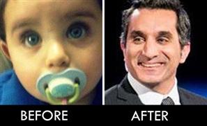 Egyptian Celebrity Baby Photos