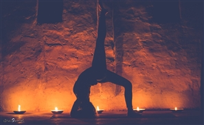Mandala Yoga Heads to Siwa
