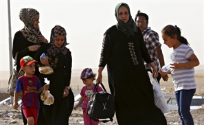 Egyptians' Path Out of Iraq