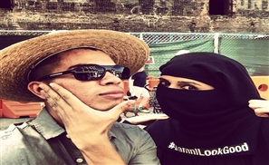 Niqab Selfies Are Finally a Thing