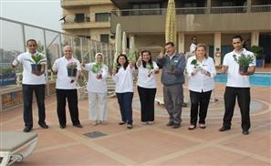 Ramses Hilton Gives Back