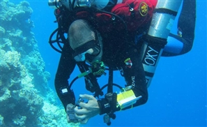 Diver Ahmed Gabr Prepares for TWO More World Record Attempts