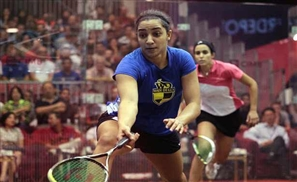 2014 Women's World Squash Championship Showdown in Cairo
