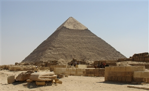 Germans Get 5 Years in Prison for Stealing from Pyramids