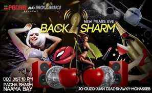 Exclusive: Back 2 Basics To Take Over Pacha Sharm for NYE