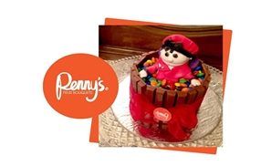 Penny's Fruit Bouquets Warms the Heart with Edible Art