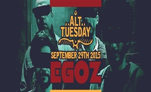 EgoZ Return to Cairo Jazz Club