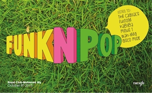 Funk N Pop By Nacelle Brings the Party to the Park
