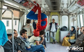 Egyptian Spider-Man Is The Best Thing You Will See  Today