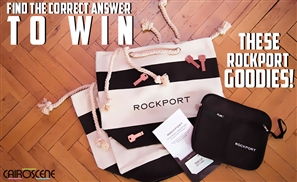 Rockport's Terrific Shoe Technology