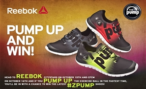 Pump Up to Win Reebok #ZPump!