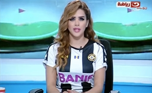 Is This Egypt's Sexiest Sports Anchor?