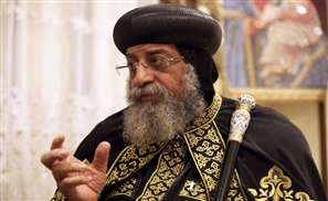 Pope Tawadros Travels to Los Angeles to Lay Cornerstone of New Coptic Church