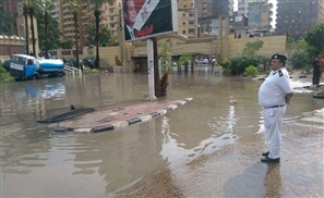 10 Photos That Capture What Happens When It Rains in Egypt