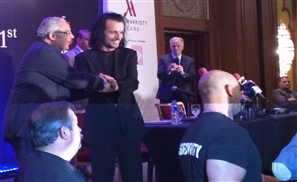 A Foreigner's Experience At The Yanni Press Conference