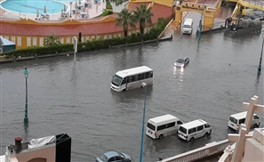 10 Photos that Show the Damage Caused by Egypt's Rain
