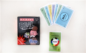 Masrawy Deal: Monopoly Deal with an Egyptian Twist