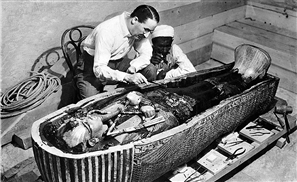 Evidence Of Hidden Chambers In Tut's Tomb Found