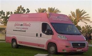 Gelato On Wheelz: Egypt's First Ice Cream Truck