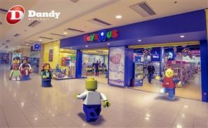 LEGOndary Fun at Dandy Mega Mall