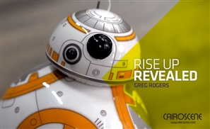 Meet The Investor Bringing The Real Star Wars Droid to #RiseUp15