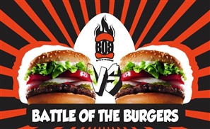 Prepare For The Battle Of The Burgers!