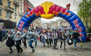 Red Bull Challenges Egyptian Students: Can You Make It?