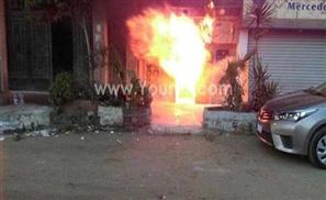 Molotov Kills 12 In Agouza Restaurant