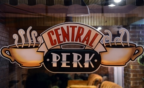 Friends' Central Perk Opens In Egypt This Month
