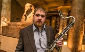 Award-Winning Bass Clarinetist Todd Marcus Returns To CJC