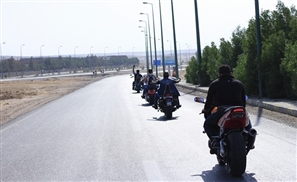 Hurghada-Luxor Motorcycle Rally Kicks Off Today